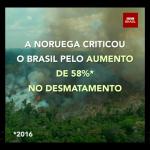 Comitê denuncia o Governo Norueguês por contaminação na Amazônia (2017)