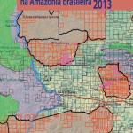 Mineração em Terras Indígenas na Amazônia Brasileira 2013