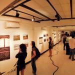 O Comitê usa a arte e cria exposição que  debate o modelo mineral brasileiro.