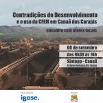 Estudo inédito aponta que desenvolvimento social em Canaã dos Carajás não acompanha receita dos royalties da mineração