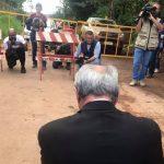 Representante do Papa Francisco é impedido de acessar a área de lama em Brumadinho pela Mineradora Vale