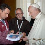 O Papa Francisco enviará representante a Brumadinho no próximo dia18 de Maio