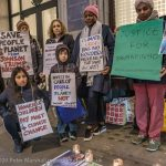 As vítimas da tragédia de Brumadinho foram homenageadas em Londres