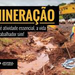 Governo Federal e Mineradoras atentam contra a vida  – Nota do Comitê Nacional em Defesa dos Territórios Frente a Mineração