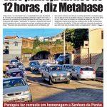 VERGONHA: VALE QUER TURNOS DE 12H PARA CORTAR POSTOS DE TRABALHO, DENUNCIA METABASE