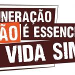 """Manifesto: """"Mineração não é essencial. A vida SIM!"""""""