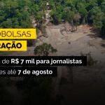 Atenção repórteres: buscamos pautas sobre mineração no Brasil