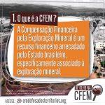 O QUE É A CFEM?
